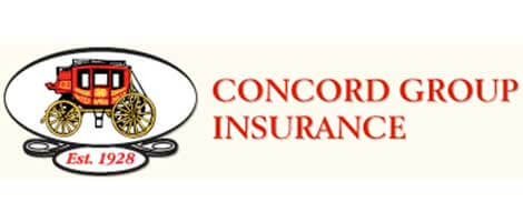 concord insurance logo -  top rated condominium insurance provider wells maine and portsmouth nh