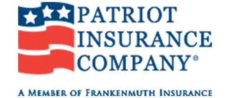 patriot insurance logo - top rated condominium insurance provider wells maine and portsmouth nh
