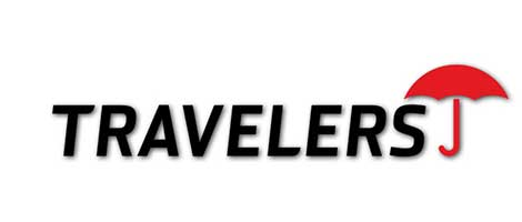 travelers insurance logo - top rated condominium insurance provider wells maine and portsmouth nh