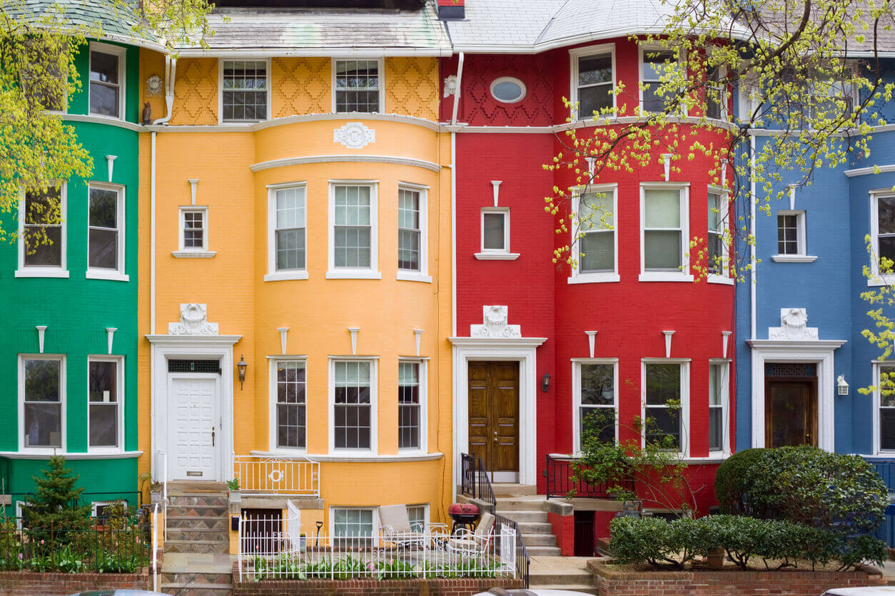 street view colorful condominiums - best provider of condominium insurance in maine and nh